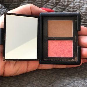 NARS Makeup - NARS Blush/Bronzer duo 💕